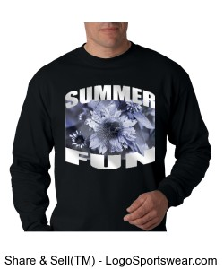 """Summer Fun"" TEE Design Zoom"